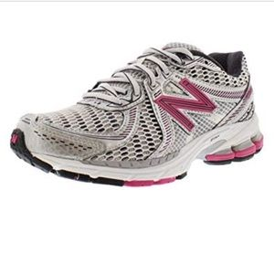 New Balance Shoes - Women's New Balance 860 Running Shoes 8D (Wide)